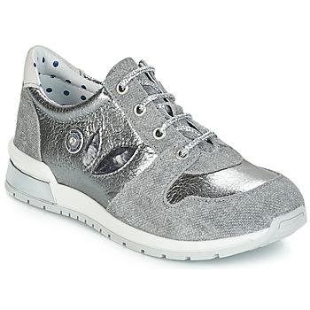 Zapatos Niña Zapatillas bajas Catimini CHOCHOTTE Gris