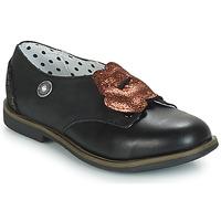 Zapatos Niña Bailarinas-manoletinas Catimini CAVILLE Negro