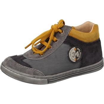 Zapatos Niño Zapatillas altas Balducci AD595 gris