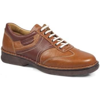 Zapatos Mujer Zapatos bajos Calzamedi S  COSIDO A M MARRON