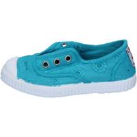 Zapatos Niña Tenis Cienta AD784 Azul