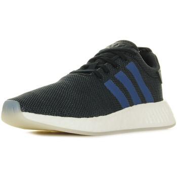 Zapatos Mujer Zapatillas bajas adidas Originals Nmd R2 Negro