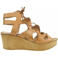 Zapatos Mujer Sandalias Lince 65118 Natural beige beige