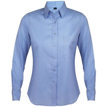 textil Mujer camisas Sols BUSINESS WOMEN AZUL
