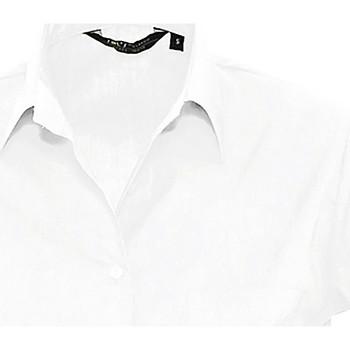 textil Mujer camisas Sols ESCAPE BLANCO