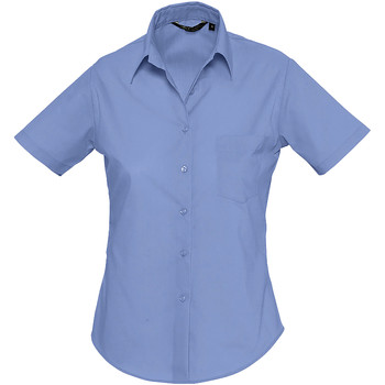 textil Mujer camisas Sols ESCAPE Azul
