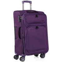 Bolsos Maleta flexible Jaslen TROLLEY MEDIANO EXTENSIBLE CHICAGO Morado