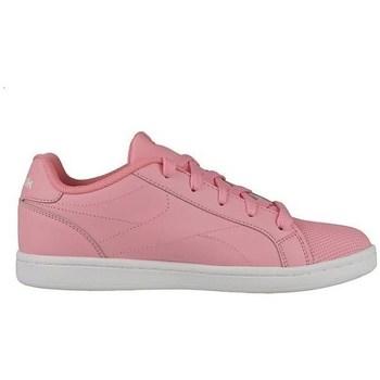Zapatos Niños Zapatillas bajas Reebok Sport Royal Complete Rosa