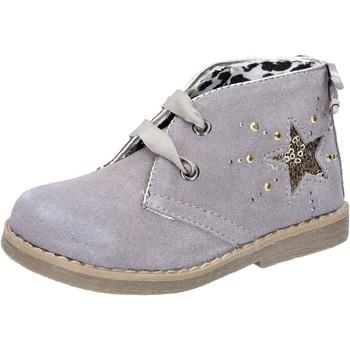 Zapatos Niña Botines Didiblu AD978 Beige