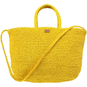 Bolsos Mujer Bolso shopping Barts Windang Beach Bag Amarillo