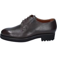 Zapatos Hombre Derbie Alexander BY450 Marrón