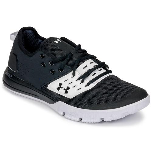 Zapatos de hombres y y hombres mujeres de moda casual Under Armour UA CHARGED ULTIMATE 3.0 Negro / Blanco - Envío gratis Nueva promoción - Zapatos Fitness Hombre 7180fe