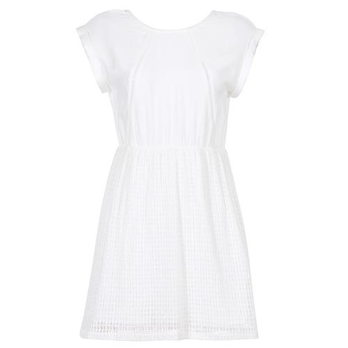 Moony Mood INDI Blanco - Envío gratis | ! - textil vestidos cortos Mujer