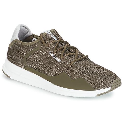 Zapatos especiales para hombres y mujeres Le Coq Sportif SOLAS PREMIUM Oliva / Night / Piedra