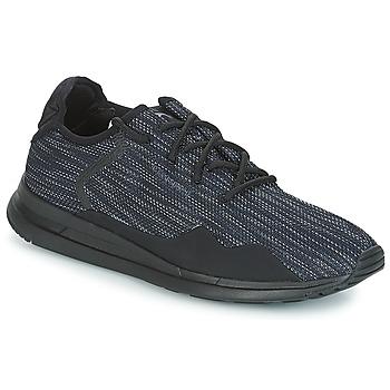 Zapatos Hombre Zapatillas bajas Le Coq Sportif SOLAS PREMIUM Tricolor / Negro