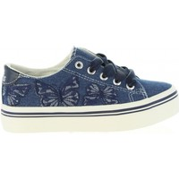 Zapatos Niña Zapatillas bajas Lois Jeans 60069 Azul
