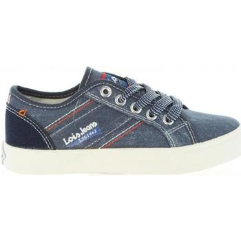 Zapatos Niños Zapatillas bajas Lois Jeans 60050 Azul