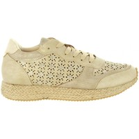 Zapatos Mujer Zapatillas bajas Lois Jeans 85606 Gold