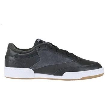 Zapatos Hombre Zapatillas bajas Reebok Sport Club C 85 Estl Negros,Grises