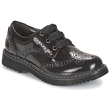 Zapatos Niños Derbie Start Rite IMPULSIVE Negro