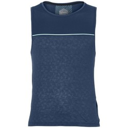 textil Hombre Camisetas sin mangas Asics Cool Singlet Azul