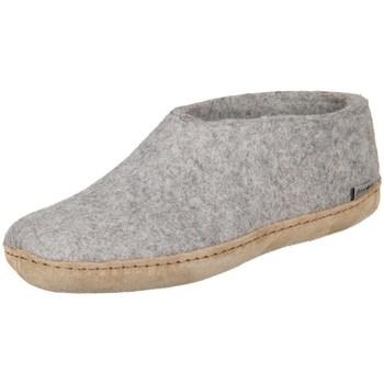 Zapatos Mujer Pantuflas Glerups A0100 Blanco