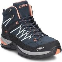 Zapatos Mujer Senderismo Cmp 3Q1294692AD Azul marino-Negro
