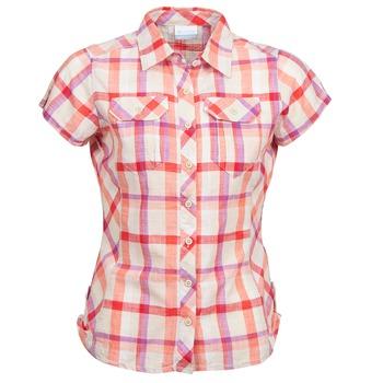 camisas manga corta Columbia CAMP HENRY
