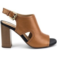 Zapatos Mujer Sandalias Geox Audalies High Marrón