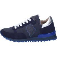 Zapatos Mujer Deportivas Moda Invicta sneakers azul textil gamuza AB54 azul