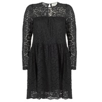 textil Mujer vestidos cortos Betty London IAOUDA Negro