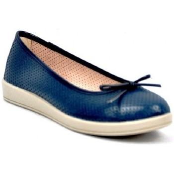 Zapatos Mujer Zapatos bajos Momem IVN00333 202 Azul