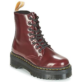 Zapatos Botas de caña baja Dr Martens JADON Burdeo