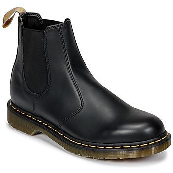 Zapatos Botas de caña baja Dr Martens 2976 VEGAN Negro