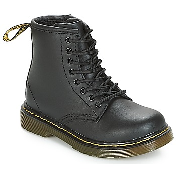 Zapatos Niños Botas de caña baja Dr Martens 1460 CADET Negro