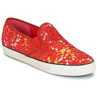Zapatos Mujer Slip on Colors of California LACE SLIP Multiple