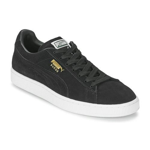 ZapatosPuma SUEDE descuento CLASSIC Negro  Gran descuento SUEDE ca3d76
