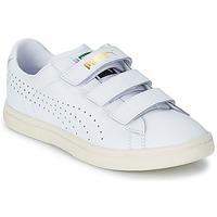 Zapatos Hombre Zapatillas bajas Puma COURT STAR VELCRO Blanco