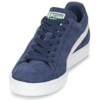 Puma SUEDE CLASSIC Azul / Blanco