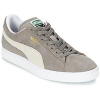 Zapatos Zapatillas bajas Puma SUEDE CLASSIC Gris