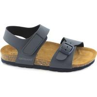 Zapatos Niños Zuecos (Mules) Grunland GRU-CCC-SB0234-BL-b Blu
