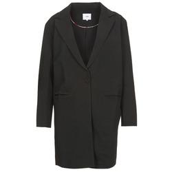 textil Mujer Abrigos Suncoo EVY Negro