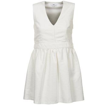 textil Mujer vestidos cortos Suncoo CAGLIARI Blanco