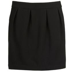 textil Mujer Faldas Suncoo FUXIA Negro
