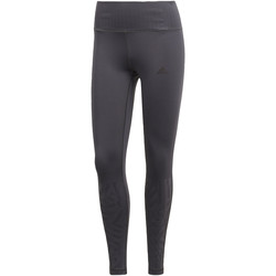 textil Mujer leggings adidas Performance Mallas Ultimate High-Rise Embossed Gris
