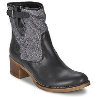 Zapatos Mujer Botines Meline ALESSANDRA Negro