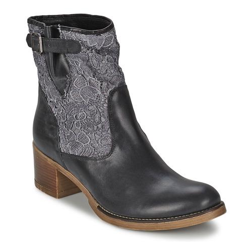 Gran descuento Zapatos especiales Meline ALESSANDRA Negro