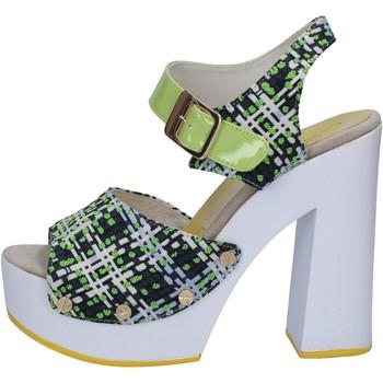 Zapatos Mujer Sandalias Suky Brand AB309 verde
