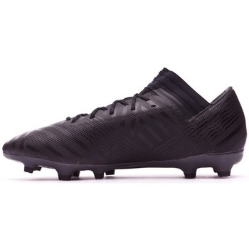 adidas Performance Nemeziz 17.3 FG Core black-Hi-res green