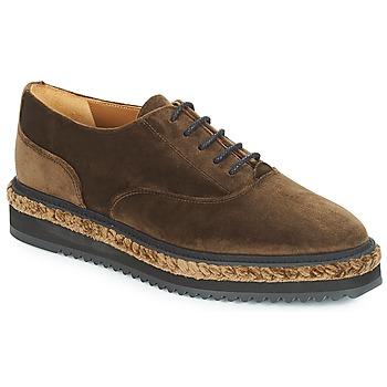 Zapatos Mujer Derbie Castaner FUNES Marrón